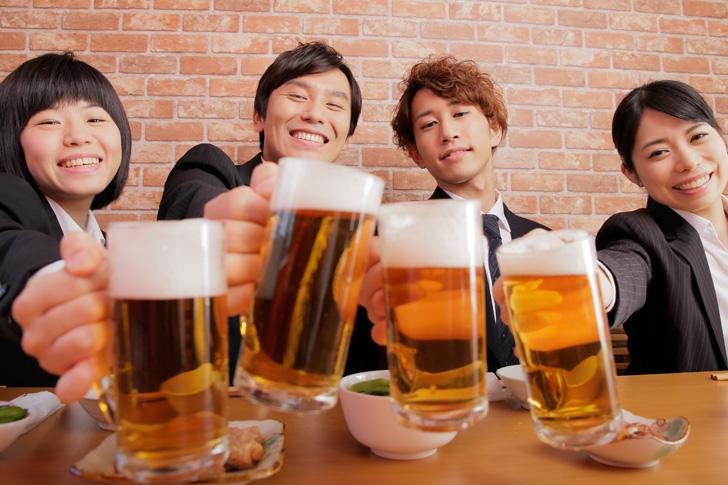 会社同期の飲み会