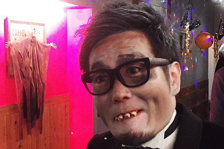 秩父ハロウィン仮装パーティー in 秩父表参道Lab