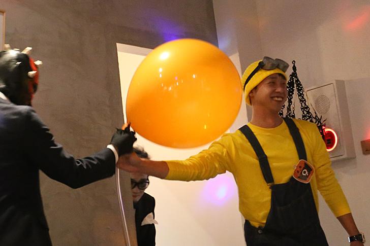 ハロウィンゲーム5 風船時限爆弾ビッグバンver