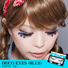 DECO EYES BLUE