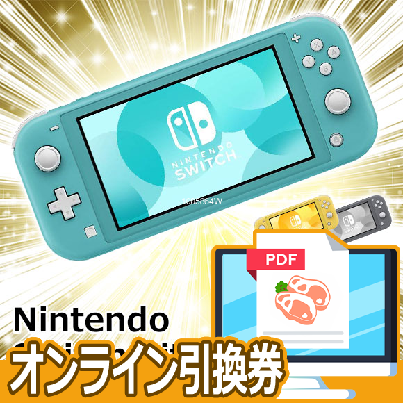 Nintendo Switch Lite ゲーム機【オンラ...