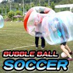 バブルボールサッカー